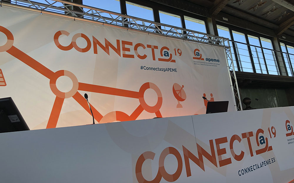 Evento Connecta APEME 2019