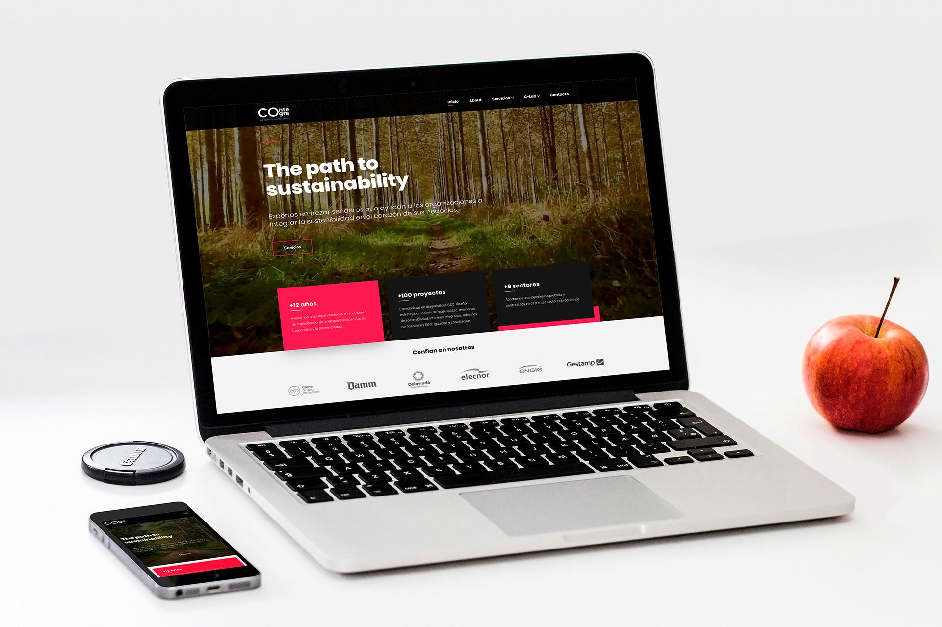 cointegra-web-äbranding